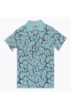 PERFECT EMBROIDERED SHORT SLEEVE LAKOST