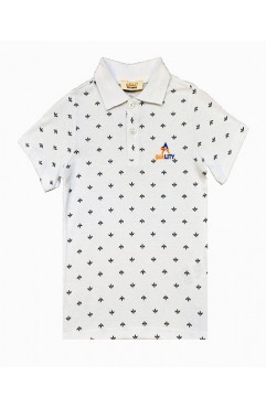 QUALITY EMBROIDERED SHORT SLEEVE LACOST