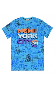 NEW YORK CITY BASKI TSHIRT.