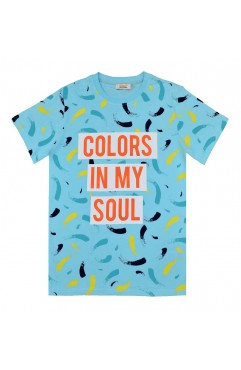 COLORS IN MY SOUL TSHIRT