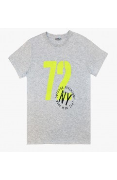 72 OUTDOOR NY PRINT POCKET TSHIRT