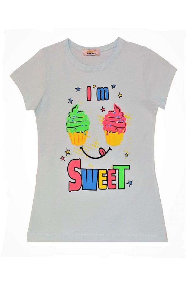 I AM SWEET PRINT TSHIRT