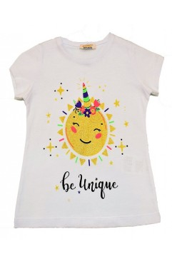BE UNIGUE SOLAR PRINT TSHIRT