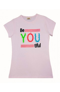 BETİFUL YOU PRINT TSHIRT